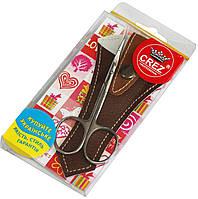 Ножницы маникюрные CREZ для кутикулы, фото 1