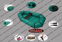Надуваная гребная лодка Vulkan Гламур V190