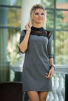 Платье женское, цвет: принт, размер: 36, 38, 40