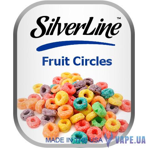 Ароматизатор Capella SilverLine Fruit Circles (Фруктові колечка)