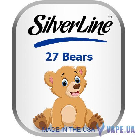 Ароматизатор Capella SilverLine 27 Bears (Желейные мишки)