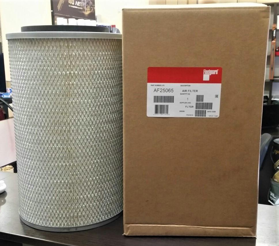 AF25065 фильтр воздушный