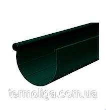 Желоб Водосточный 90 Зелёный