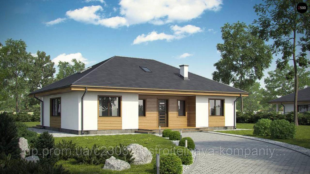 Проект дома uskd-83