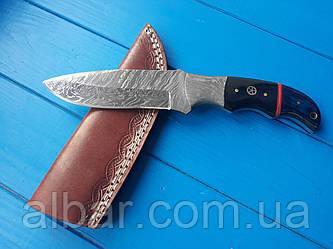 Нож Дамаск s- 43  эксклюзив,ручная работа cpa
