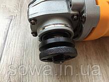 ✔️ Болгарка деволт_DeWALT DWE4157  ( 125 мм, 900 Вт ), фото 2