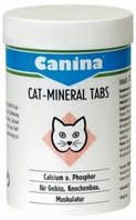 Canina Cat-Mineral Tabs, 150 таб.
