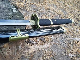 "Самурайский меч катана "" Воля самурая  "" на подставке cpa"