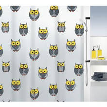 Шторка для ванной (peva) Spirella 16132 OWL