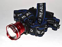 Налобный светодиодный фонарь Police XQ 24 Т6, фото 1