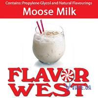 Ароматизаторы FlavorWest Moose Milk (Оригинальный канадский алкогольный коктейль)