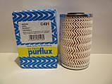 Топливный фильтр на Renault Trafic / Opel Vivaro 1.9dCi / 2.0dCi / 2.5dCi (2001-2014) Purflux (Франция) C491, фото 4