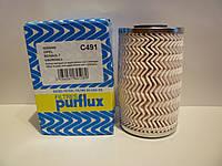 Топливный фильтр на Renault Trafic / Opel Vivaro 1.9dCi / 2.0dCi / 2.5dCi с 2001... Purflux (Франция) PX C491