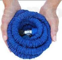 Шланг гармошка для полива X-hose 15 м. с рассеивателем.