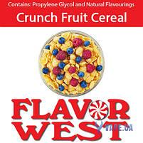 Ароматизатори FlavorWest Crunch Fruit Cereal (Фруктові пластівці зі злаками), фото 2