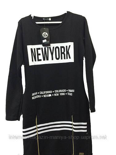 Женское платье NEW YORK