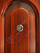 Китайские наружные входные двери Абвер (Abwehr) Kalmia  12-32 автоэмаль медь, фото 3