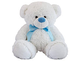 Говорящий Медвежонок Флафи, 65 см, белый