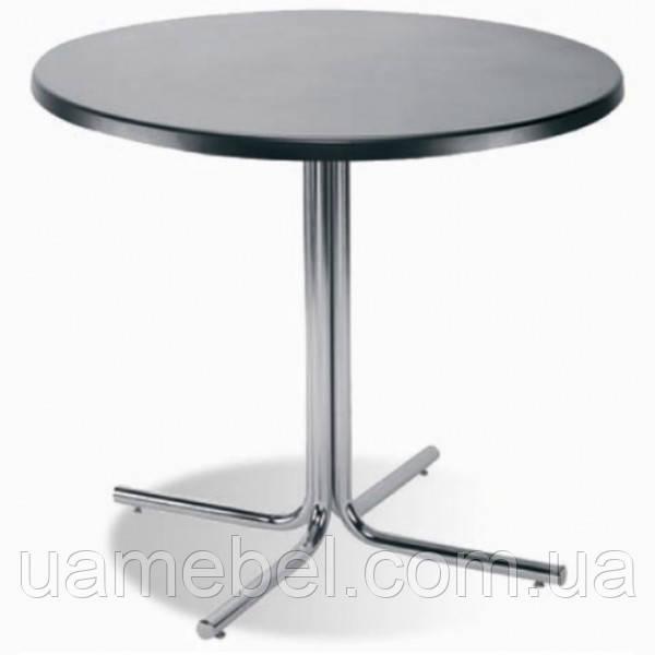 Обідній стіл Karina (Карина) chrome/alu