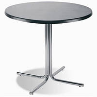 Обеденный стол Karina (Карина) chrome/alu, фото 1
