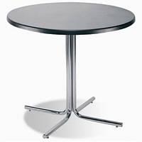 Обідній стіл Karina (Карина) chrome/alu, фото 1