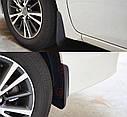 Брызговики MGC TOYOTA Corolla 2013-2018 г.в. Европа комплект 4 шт PZ49UE396000, фото 7