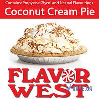 Ароматизатори FlavorWest Coconut Cream Pie (Кокосовий пиріг), фото 2