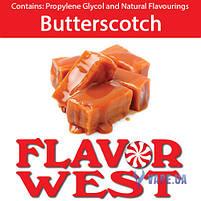 Ароматизаторы FlavorWest Butterscotch (Ириски), фото 2