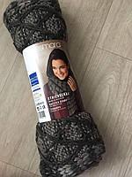 Теплый вязаный шарф 170*30 размер esmara германия