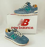 Мужские Кроссовки New Balance 574 (размеры: 41,42,43,44,45) Видео Обзор
