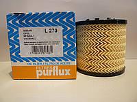 Фильтр масляный на Renault Trafic / Opel Vivaro 2.5dCi (135 л.с.) с 2003...Purflux (Франция) PX L270