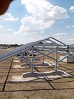 Металлоконструкции для солнечных электростанций