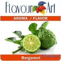 Ароматизатор FlavourArt Bergamot (Бергамот), фото 2