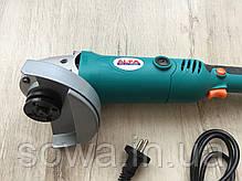 Болгарка AL-FA AG219 + регулятор оборотов ( 1400 Вт, 125 мм, Гарантия качества ), фото 2