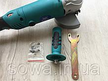 ✔️ Болгарка Euro Craft_Еврокрафт AT3104 ( 1400 Вт, 125 мм, Гарантія якості ) + ПОДАРУНОК, фото 2