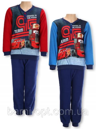 Флисовые пижамы детские оптом, Disney, 98-128 рр