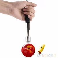 Прибор удаления косточек сердцевины яблока фруктов