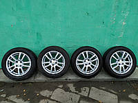 Chevrolet Aveo t300 11 - диски колеса с резиной Barum 205 55 r16