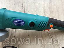 ✔️ Болгарка Euro Craft/Еврокрафт AT3104 | 125 мм круг / 1400 Вт, фото 2