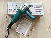✔️ Болгарка Euro Craft/Еврокрафт AT3104  | 125 мм круг / 1400 Вт