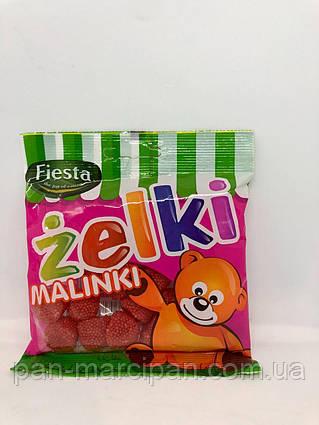Желейні цукерки Zelki малина 80 г