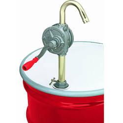 Rewolt Насос ручной бочковой Rewolt механический (масло и технические жидкости) RE SL007A алюминиевый корпус