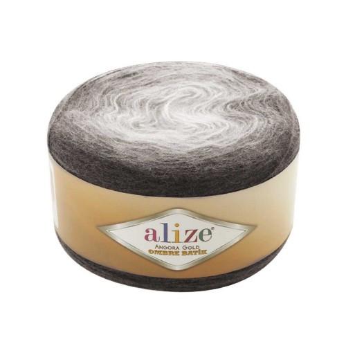 ANGORA GOLD OMBRE BATIK 7267 - 20% шерсть, 80% акрил
