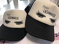 Кепка-тракер реснички кепка lashmaker