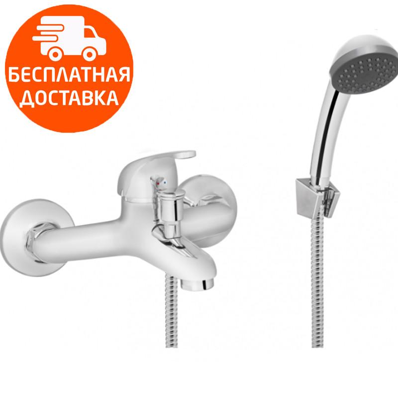 Смеситель для ванны Invena Mitris BW-79-KPL хром