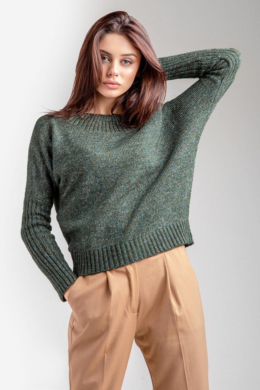 В'язаний светр 42-46, 48-52 розміри