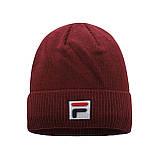 Шапка Fila для дорослих і підлітків шапки філа, фото 3