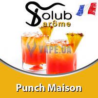 Ароматизатор Solub Arome - Punch Maison (Настоящий экзотический, легкий пунш), 10 мл., фото 2