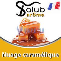 Ароматизатор Solub Arome - Nuage caramélique (Нуга и карамель), 10 мл., фото 2