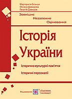 ЗНО 2021. Історія України. Пам'ятки архітектури та образотворчого мистецтва.